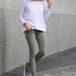 Madewell Riverside knit sweater